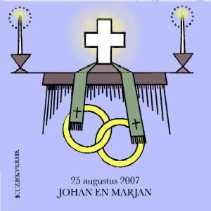 JOHAN EN MARJAN; 2007